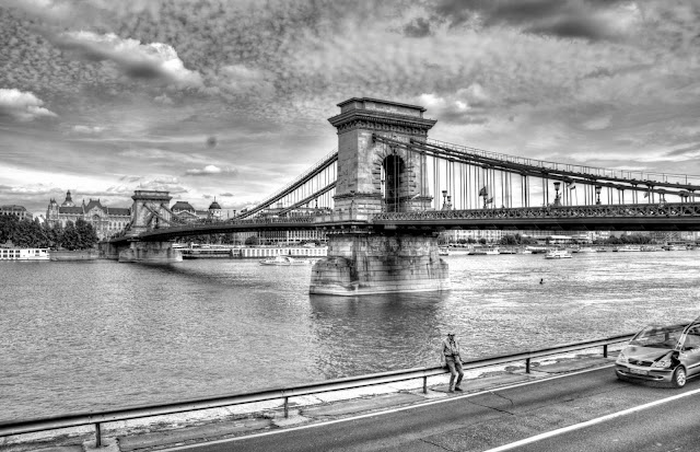 Chain Bridge budapesta