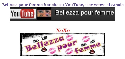 http://www.youtube.com/bellezzapourfemme
