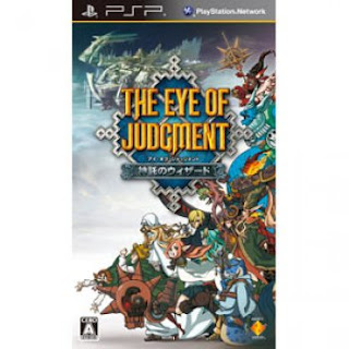 [PSP] [THE EYE OF JUDGMENT 神託のウィザード] ISO (JPN) Download