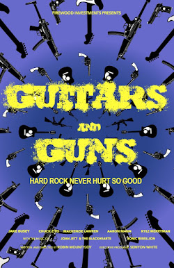 Guitars and Guns Coming in 2017! Hot Film Review!