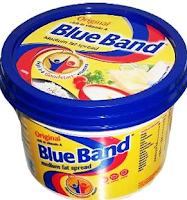 Blue Band Merk yang menjadi nama barang