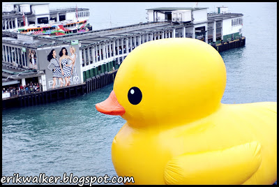 橡皮鴨 Rubber Duck