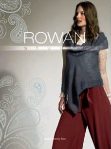 Revista Rowan Studio 24