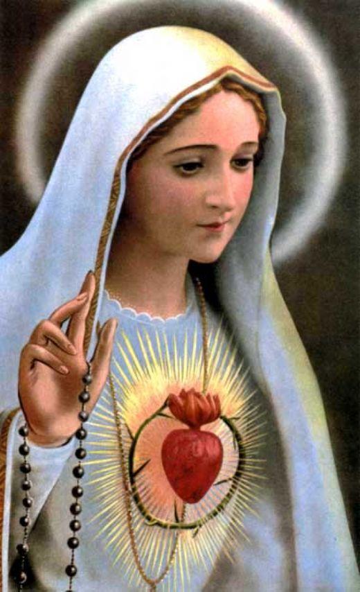 Lòng sùng kính trái tim Đức Mẹ trong giáo huấn của các Giáo Phụ