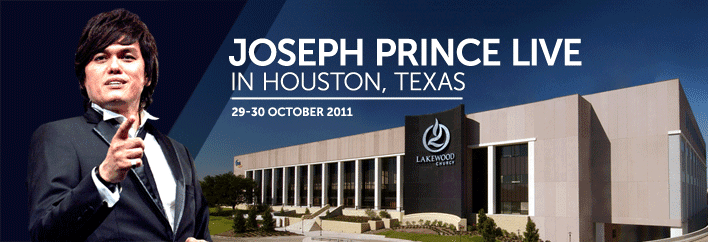 The Restful Increase: Joseph Prince @ Lakewood Church 2011