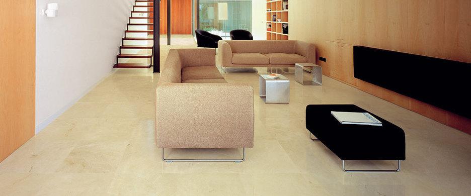 Ansa ceramica piso de marmol crema marfil for Marfil ceramica madrid