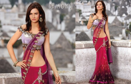 Bridal-Sarees-Lehenga-for-Smart-Girls