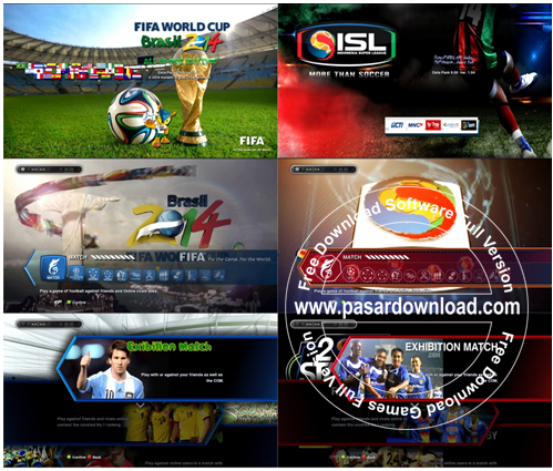Download Update PES 2013 Terbaru SUN Patch 2013 V 3.0