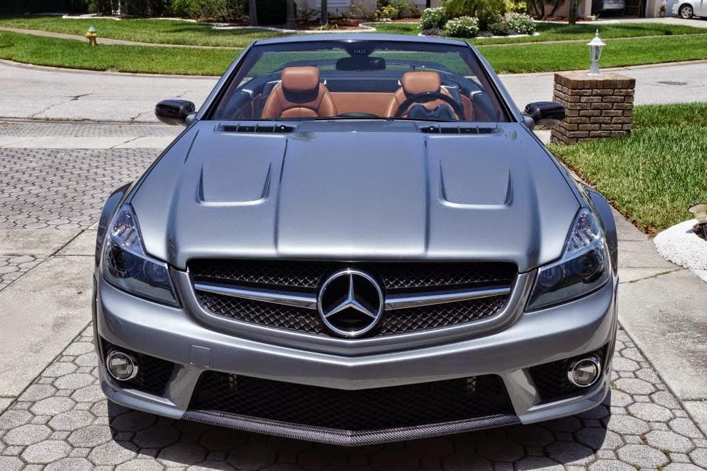 Mercedes Benz R230 Sl65 Amg Widebody Benztuning