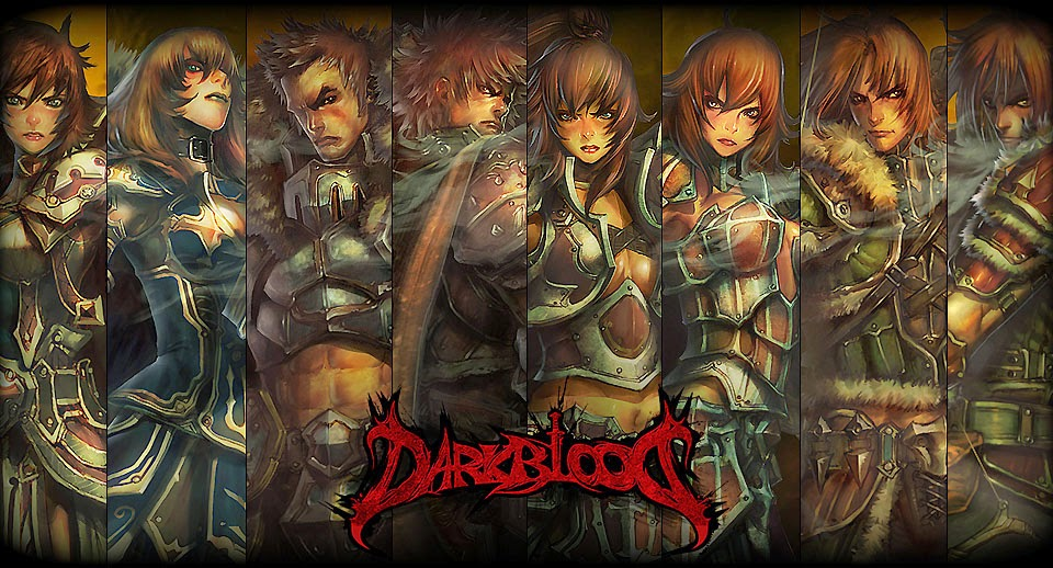 spesifikasi minimum dark blood online untuk PC