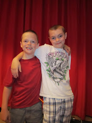Ethan and Jackson's Head Shave for Cancer