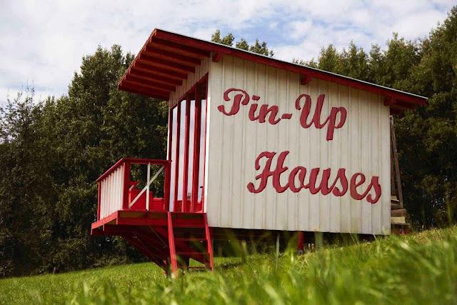 Pin-Up House – ein buntes Haus zum Selbermachen