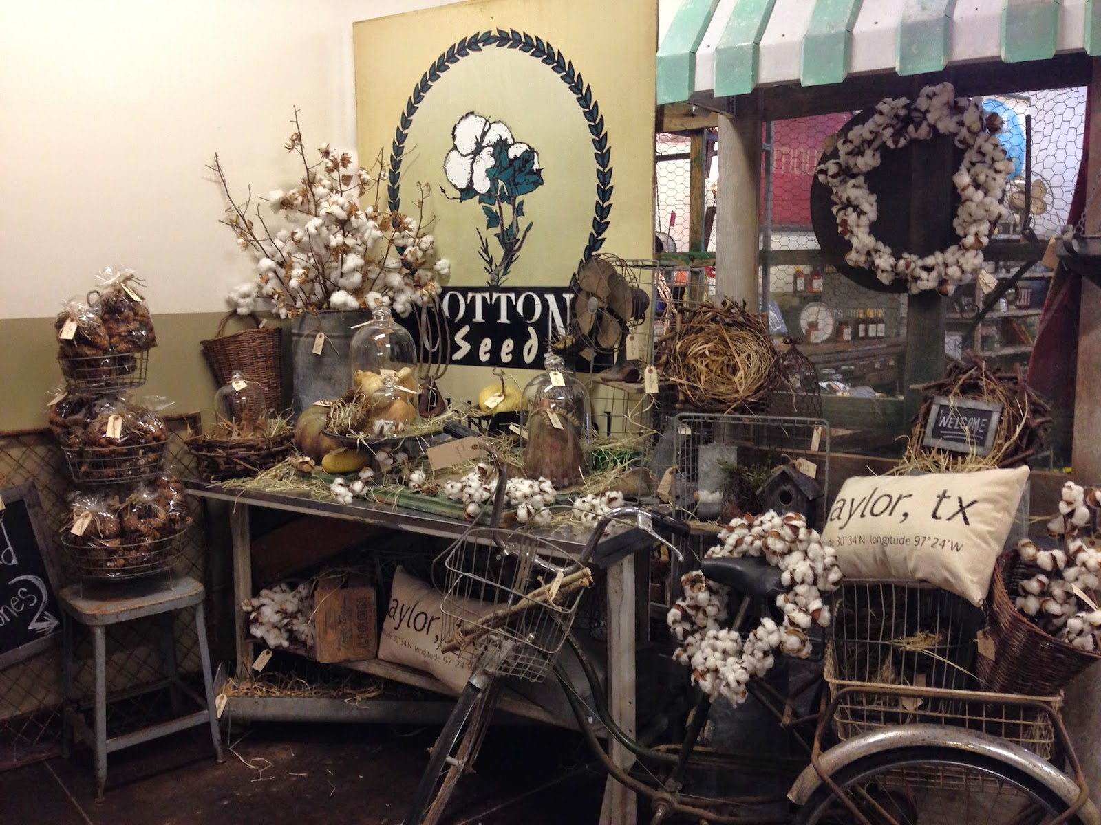 The Nest Box Taylor TX Vintage Finds Home Goods