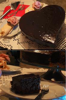 O melhor bolo de chocolate!!!