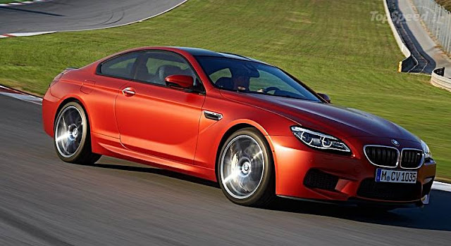 2016 BMW M6 Convertible Reviews Spec