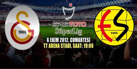 Galatasaray Eskişehirspor Maçı Canlı Radyo