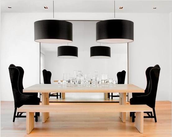 ruang makan unik