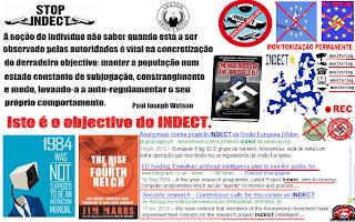 Alerta, Anonymous, Comunicaçõe, Contra, Fascista, IDECT, Informação, Inteligente, NAZI, Perigos, População, Segurança, Sistema, Vigilância