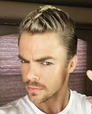 gaya rambut man braid derek hough_99852147