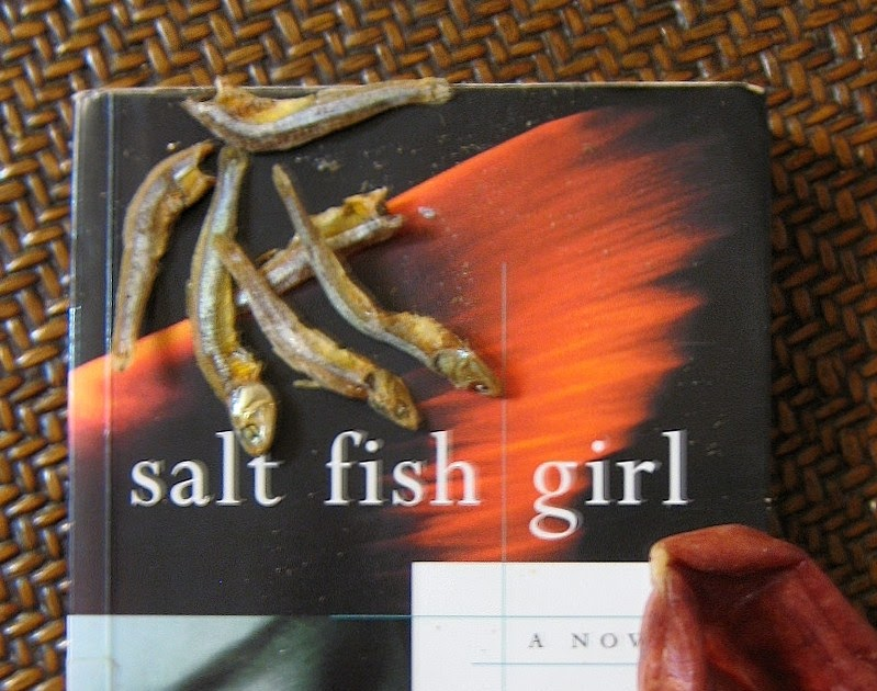 Book addiction larissa lai salt fish girl for Book with fish on cover