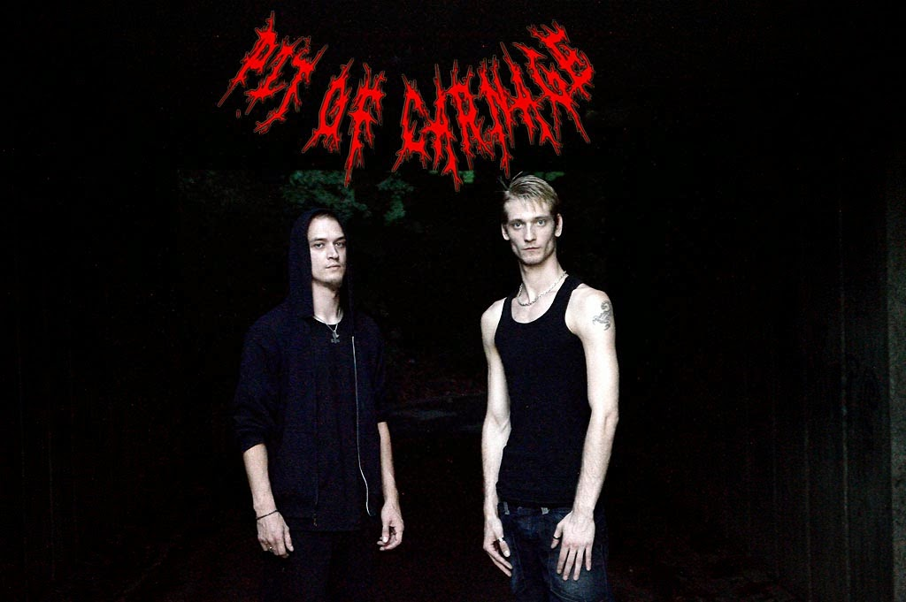 pit of carnage - band