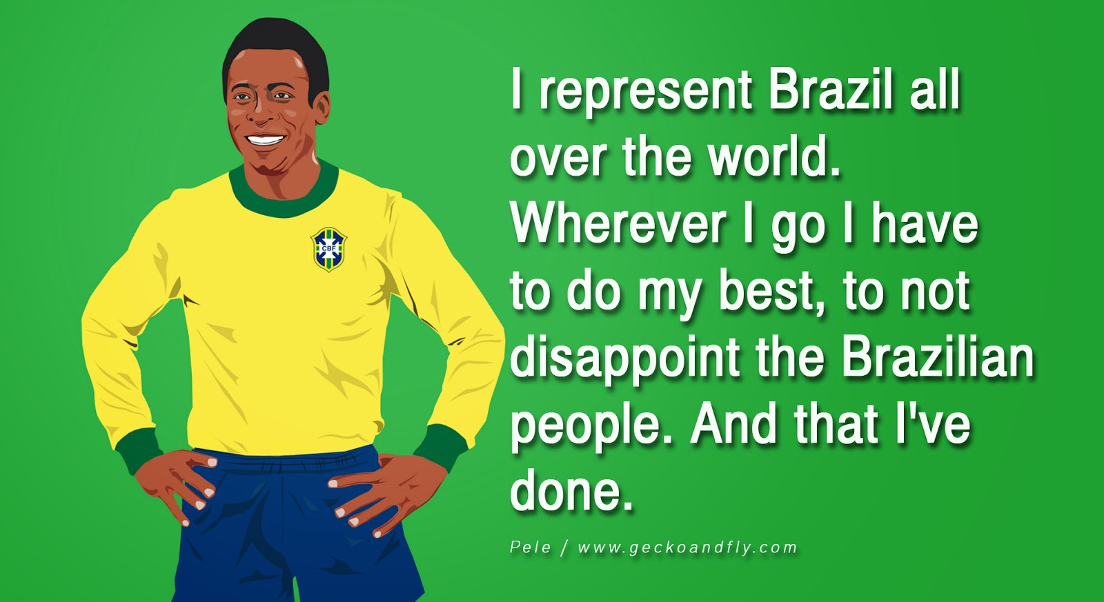 12 Inspiring Quotes from Pele the Greatest Football Legend