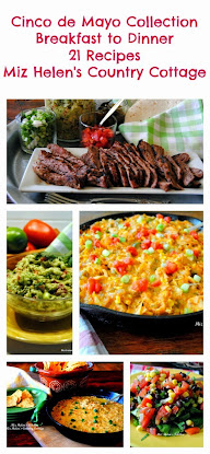 Cinco de Mayo Breakfast To Dinner Collection
