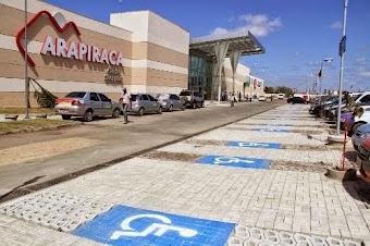 SHOP DE ARAPIRACA