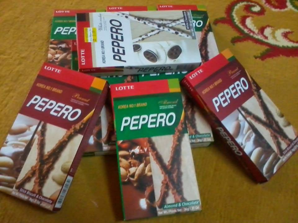 Pre Order Pepero choclate stick 28April 5May