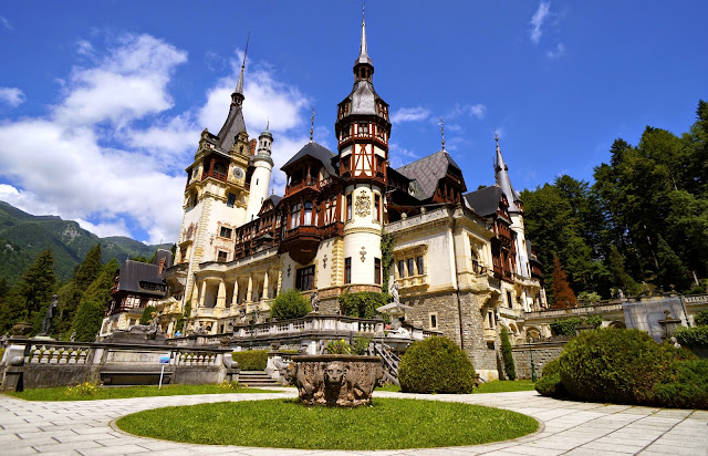 bucegi mountains,king carol I,peles castle,sinaia