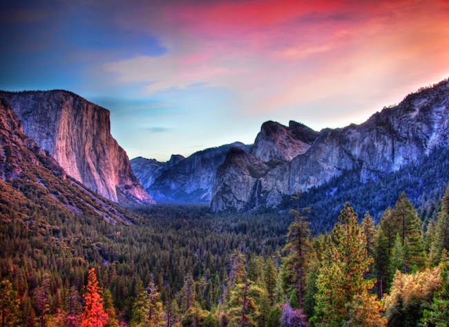 17. Yosemite Valley 5k Wallpaper