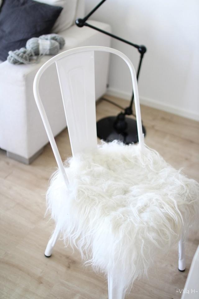 istuintalja, gof, tolix tuoli, valkoinen, sisustus, interior