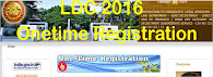 LDC 2016 - One Time Registration