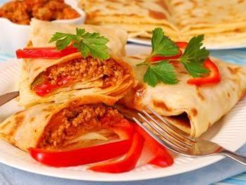Id e recette rapide et facile cr pes au thon plat for Plat original facile