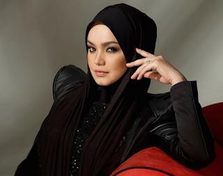 Style Fashion Hijab Modern Populer Siti Nurhaliza 2018