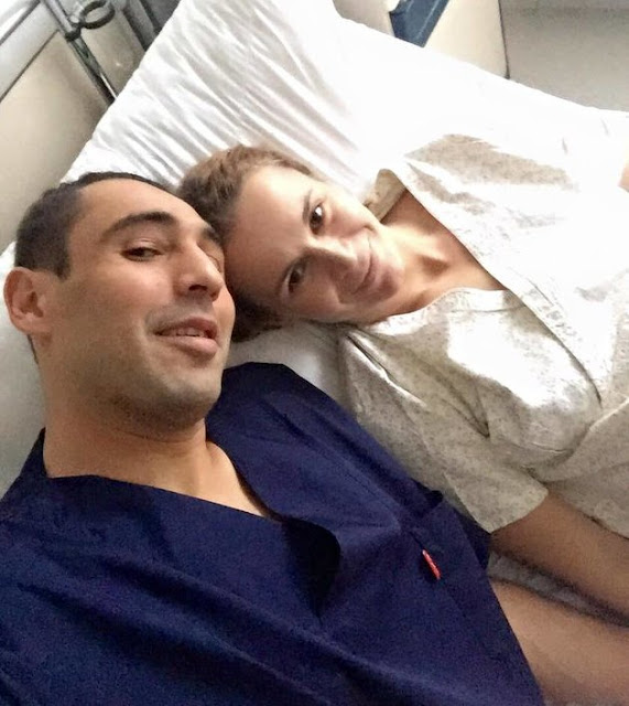 Earl Blue Tennis Baghdatis Welcomes Second Child