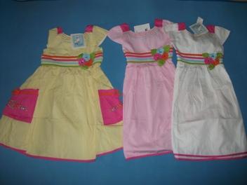Rafikids Grosir Baju Anak Branded Setelan Ben Ten Dress