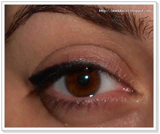 dleineado de ojos perfecto
