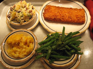 Fluffy chix cook healthy oven fried fish rocks low carb for Lubys fried fish