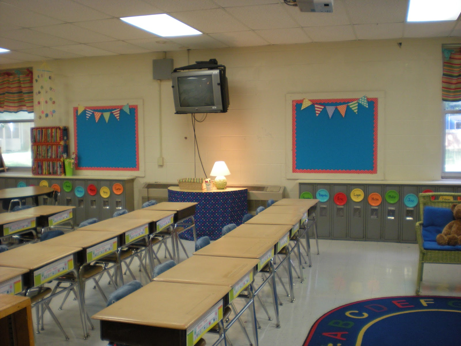 The Good Life My New Classroom