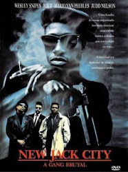 Baixar Filme New Jack City – A Gangue Brutal (Dublado) Gratis wesley snipes suspense n drama crime chris rock 1991