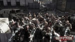 выжить среди зомби