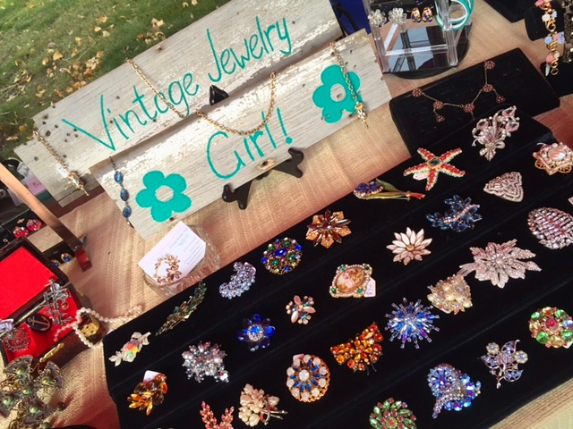The Vintage Jewelry Blog Vintage Jewelry Display Ideas From An