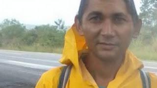 Após andar 3.000 km durante 4 meses, peregrino do Ceará chega ao Rio para a JMJ