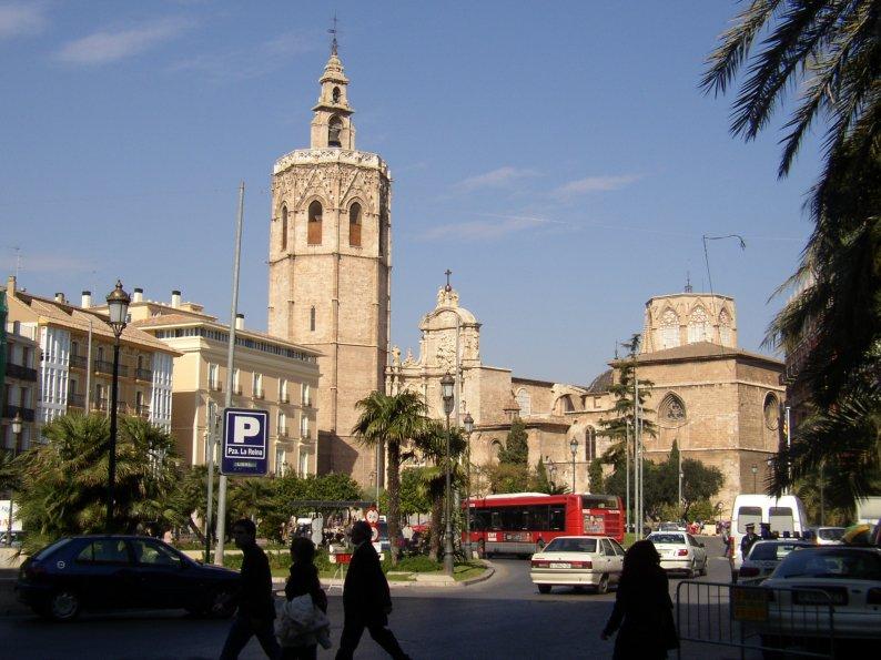 Full Picture Valencia Spain