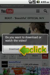 DOWNLOAD] Cara Download Video YouTube di Android (TubeMate)