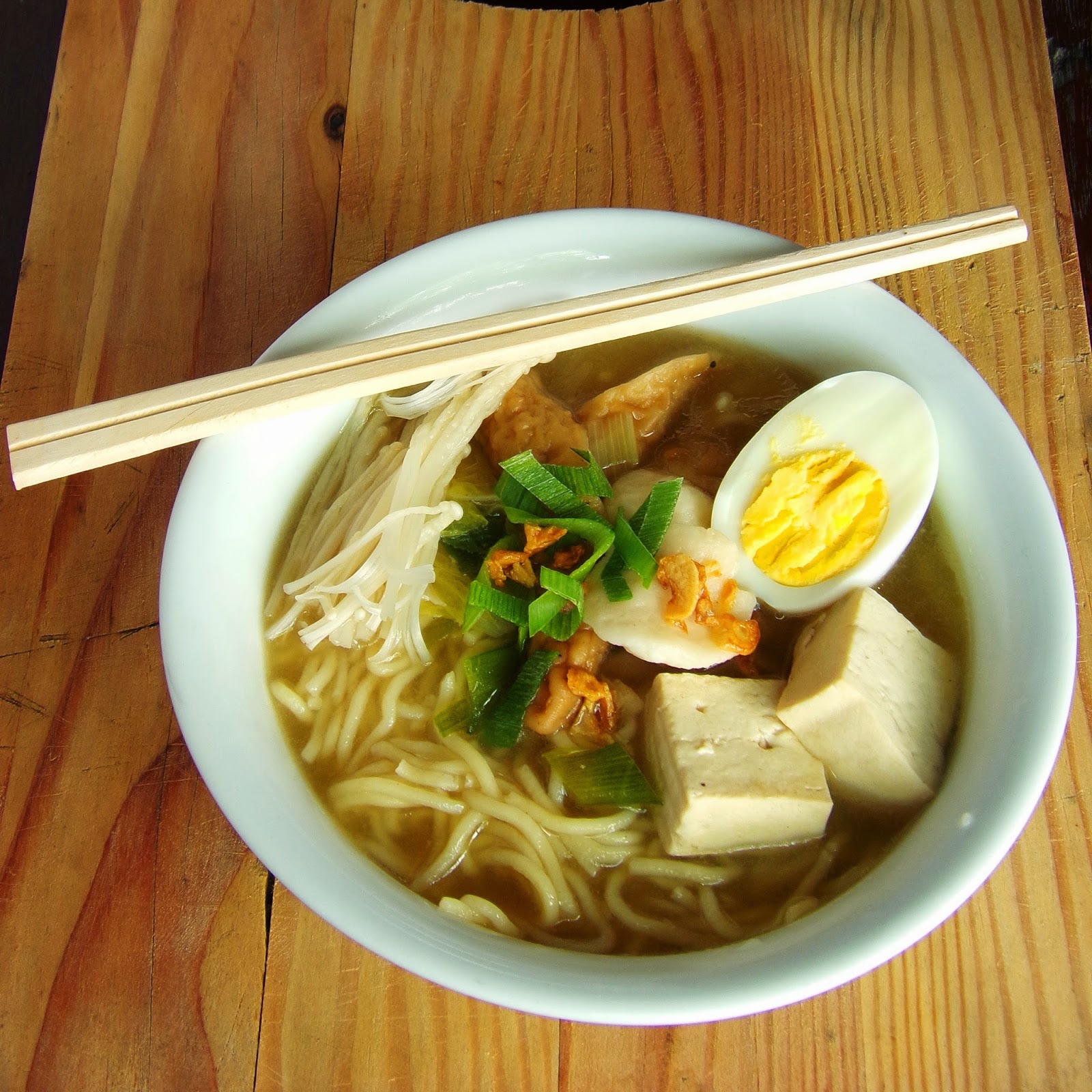 Asian Soup Noodle Recipe