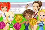 School Game : Cheerleader Contest