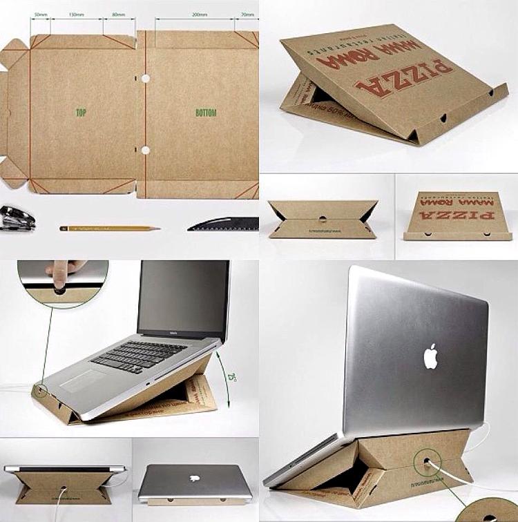 Ingeniando 16 inventos reciclados que tu mismo puedes hacer en casa - Trabajos caseros para hacer en casa ...