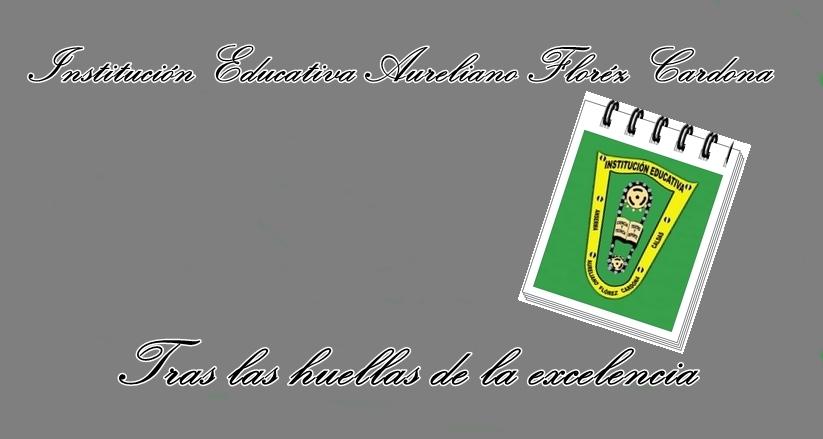 Institución Educativa Aureliano Florèz Cardona